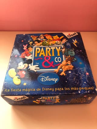 Juego Party co Disney