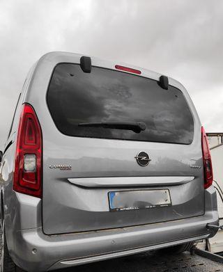 despiece Opel combo Life 2019
