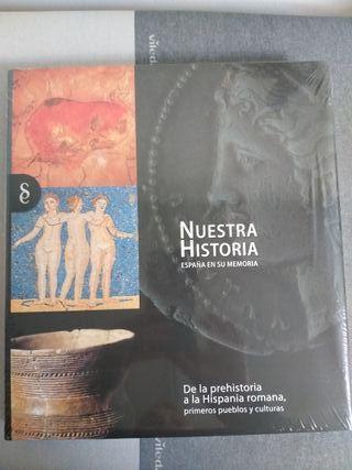 Nuestra historia: España en su memoria
