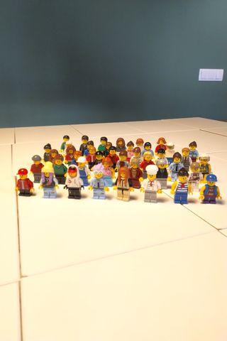 42 Figuras Lego