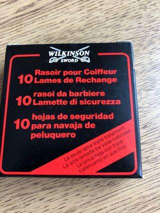 Recambio de navaja Wilkinson