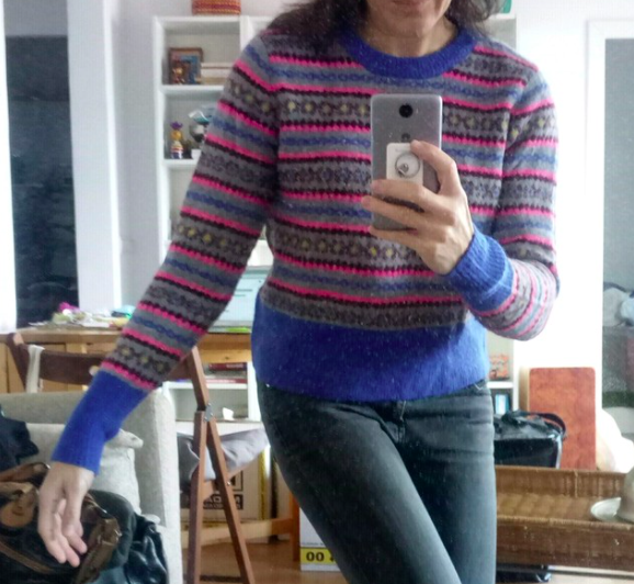 Jersey de lana - marca Zara