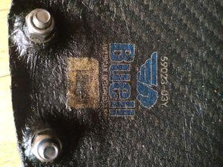 Quilla carbono original Buell