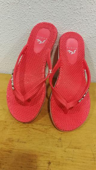 SANDALIAS RUSTY MUJER TALLA 7 Flip Flops Surf shoe