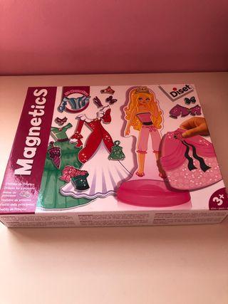 Juego Magnetic Princesas