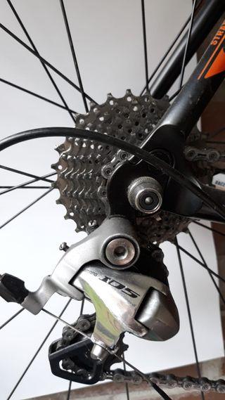 Reparación bicicletas de todo tipo, a domicilio.
