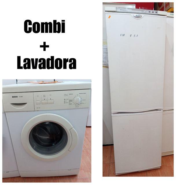 Combi+Lavadora con garantía