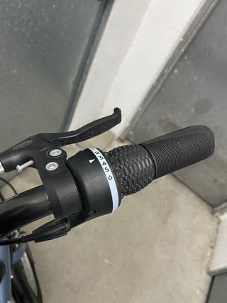 Bicicleta plegable tilt 120