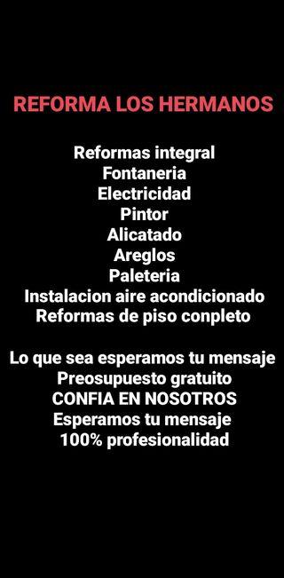 Reformas Integral