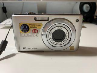 Cámara de fotos Panasonic Lumix DMC-FS62
