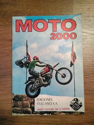 Colección de Cromos Moto 2000 - Ediciones Vultaco