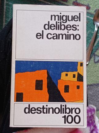 """Libro """"El camino"""" de Delibes"""