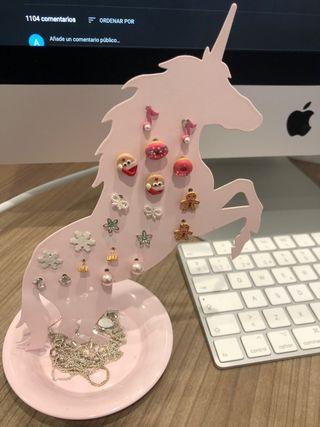 Joyero unicornio