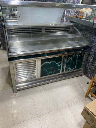 Vitrina expositora frigorífica