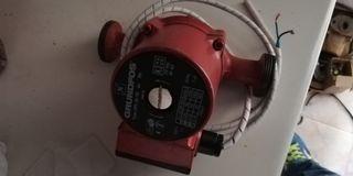 Bomba de recirculacion