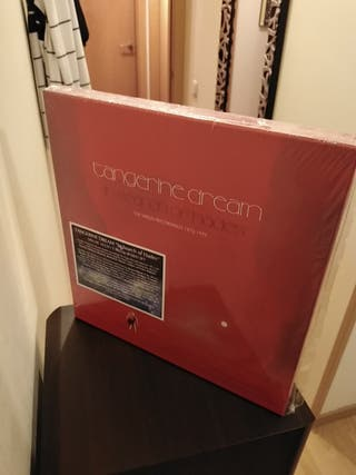 TANGERINE DREAM 1973-1979 Box-Set 16CDs y 2 BluRay