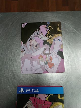 Catherine Fullbody Launcher edition ps4
