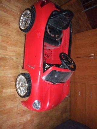 coche eléctrico de bebé Type Ferrari