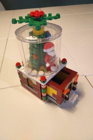 Set Lego Navidad Santa Claus