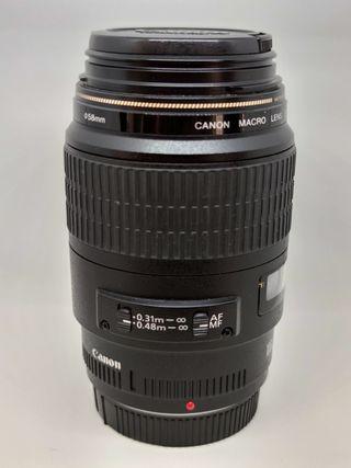 Canon 100mm 2.8 Macro