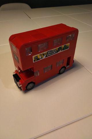 Autobús Londres Lego