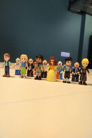 Figuras Lego Friends Disney