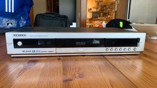 DVD Reproductor/Grabador con disco duro