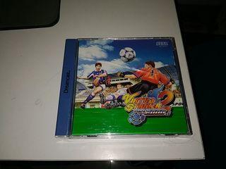 Virtua Striker 2 ver2000.1 - Dreamcast