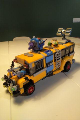 Autobús Paranormal Lego Hidden Side