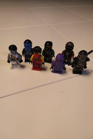 Figuras Lego Ninjago