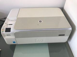 Impresora Multifuncion HP escáner color
