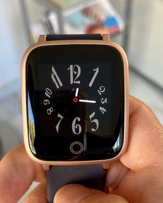 Reloj inteligente smartwach,nuevo muchas funciones