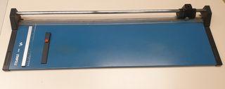 Cizalla de rodillo Dahle 556 DIN A1 960mm de corte