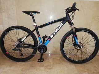 """Bicicleta BTT B'TWIN ROCKRIDER 560, 27.5"""" Talla: M"""