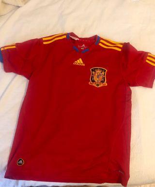 Camiseta selección española futbol