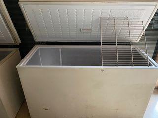 Arcón congelador horizontal industrial