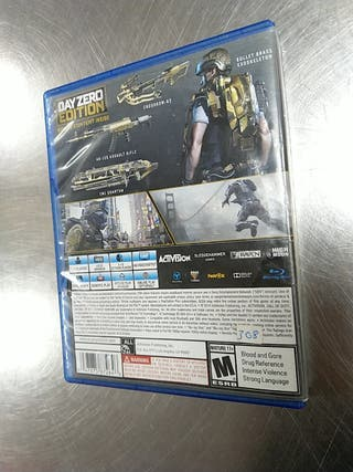 Call Of Duty Advanced Warfare day zero