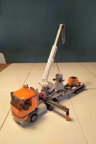Camión Construcción Lego