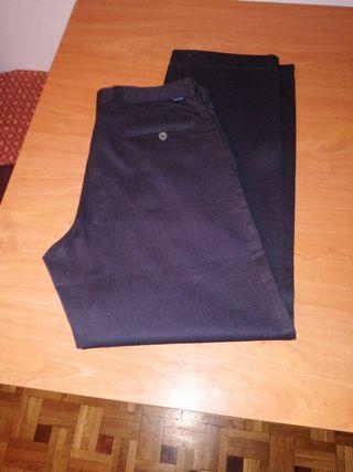 Pantalón de chico Dockers Azul marino Talla 42