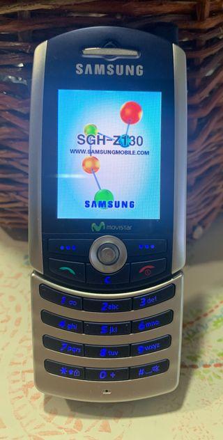 Teléfono móvil Samsung Z130