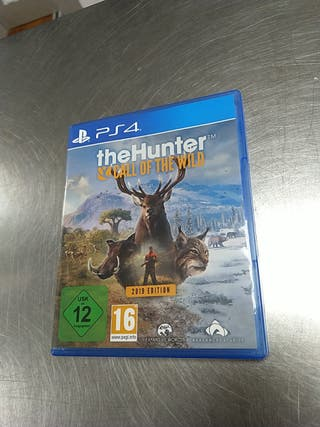 The Hunter Call Of The Wild Pa4