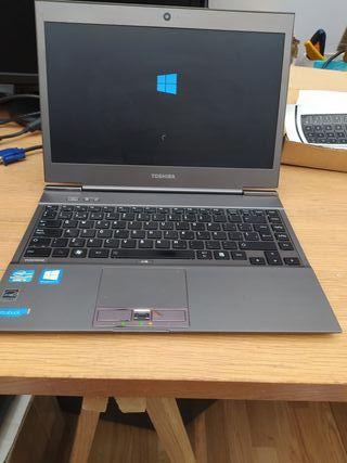 Portatil toshiba i5 3 gen,disco SSD, bateria OK