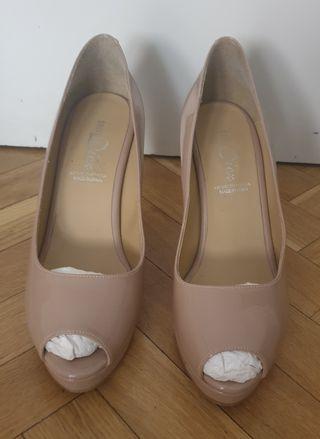 Zapatos fiesta tacon