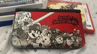 3ds XL Smash Bros (leer)