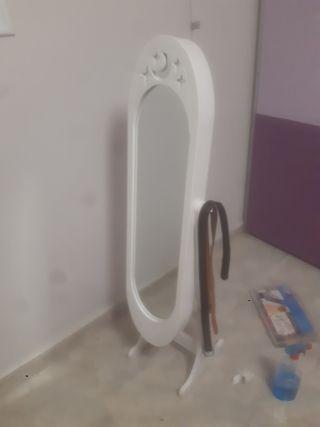 espejo joyero