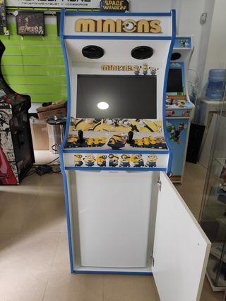 Fabricamos maquinas recreativas arcades