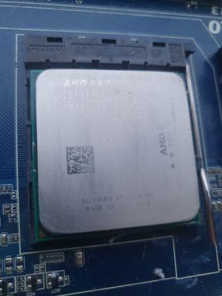 procesador amd fx 6350 6 núcleos am3