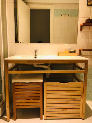 Mobiliario de baño completo IKea