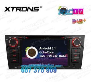 "RADIO GPS PANTALLA TÁCTIL 7"" BMW"