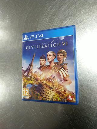 Civilización VI Ps4